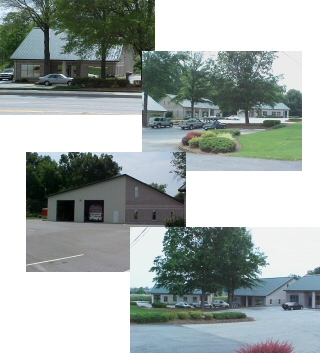 J. Timms and Company, Inc. Commercial Rentals - 110 By Pass 225, Greenwood, SC